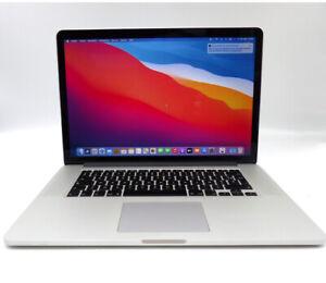 Apple MacBook Pro 10.1 Core i7 Quad 2,7Ghz, 16GB 15,4Zoll 2880x1800  A1368