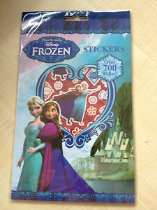 Disney Frozen Stickers - Over 700 Stickers Creative Fun Ideal For Kids Gifts