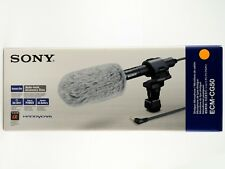 Sony ECM-CG50 Shotgun Microphone – BRAND NEW