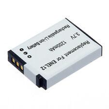 Batterie 1200mAh EN-EL12 pour Nikon Coolpix AW AW100 P P300 P310 S S1000pj S1100