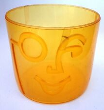 Vintage 1979 Planters MR. PEANUT Plastic Counter Display. Base Only