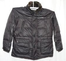 Marc New York Andrew Marc Men's Black Canard Down Coat Jacket Parka MSRP $675