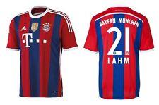 Trikot Adidas FC Bayern 2014-2015 Home WC - Lahm [164 bis XXL] FCB