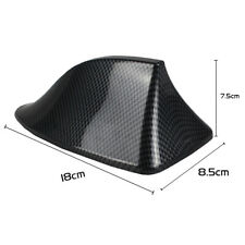 Carbon Fiber AM/FM Roof Aerial Shark Fin Antenna Cover Trim For BMW 3 5 Series