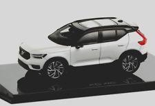 wonderful KYOSHO-PR-modelcar VOLVO XC40 2018 - crystal white - 1/43 - lim.edit.