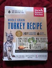 The Honest Kitchen Whole Grain Turkey Dog Food 10lb Box = 40lbs Of Food