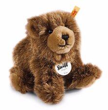 Steiff Urs Bear Brown Cuddly Soft Plush Wild Animal 16cm 069628 RRP£22 New