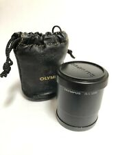 Olympus IS/L Lens C-180 HQ Converter Screw Mount Aux Lens 52mm 1.7X