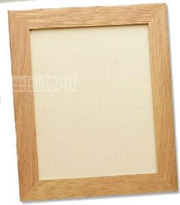 Photo Frame Poster Size Picture Frame Wooden Effect Oak Black Walnut White
