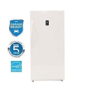Danby 14 cu. ft. Upright Freezer | Refrigerator | Convertible | 5 Years Warranty