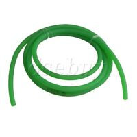Green 100CM Length 5MM Diameter PU Round Belt for Groove Pulley Drives