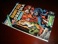 Marvel Comics Giant Size Dracula # 2 High Grade 7.5-8.5