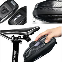 Bicycle Bike Waterproof Saddle Bag Tail Rear Cycling Seat Pouch Storage Phone