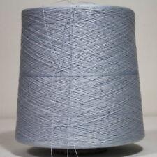 Wolle Garn hellblau sky Stricken Kone Baumwolle Kaschmir Kashmir 800 gr.   / 94