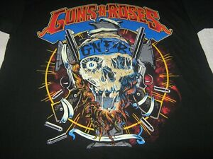 Guns N' Roses 2017 Original Tour Shirt  XL NEVER WORN RARE NOT IN THIS LIFETIME