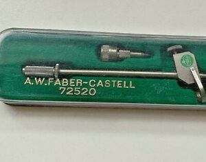 A.W.FABER-CASTELL72520 TG-1 drop compass rare Faber-Castell drafting pen