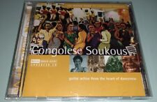 The Rough Guide To Congolese Soukous (Enhanced CD, 2000, World Music Network)