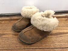 UGG wildleder braun Baby Boots M 12-18 BRANDNEU