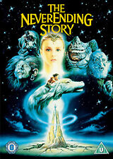 DVD:THE NEVERENDING STORY - NEW Region 2 UK