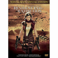Resident Evil: Extinction (Exclusive 2-Disc Limited Edition) by  in Used - Like
