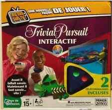 Jeu de société Trivial Pursuit Interactif - 2 Télécommandes incluses -DVD Parker