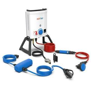 NEW Joolca HOTTAP v2 - Outing Kit. Award Winning Portable Water Heating System