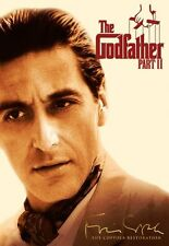 NEW & SEALED - The Godfather Part II - The Coppola Restoration DVD