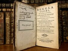 1770 CLERICAL RULE from Sacred Scriptures