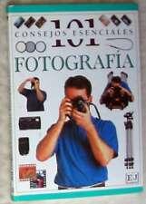 FOTOGRAFÍA - 101 CONSEJOS ESENCIALES - MICHAEL LANGFORD - ED. JUVENTUD 1997