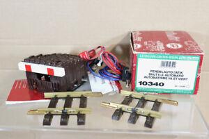 LGB 10340 G GAUGE SHUTTLE AUTOMATIC REVERSING TRACK & BUFFER STOP BOXED nz