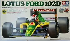20033 Tamiya 1/20 Lotus Ford 102D Herbert Model Kit