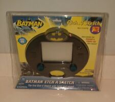 Batman Etch A Sketch with Light & Sound 2005 Rare