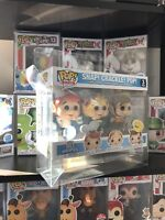 5 Funko Pop! 3-Pack Vinyl .50mm Thick Box Protector Acid Free Crystal Clear Case