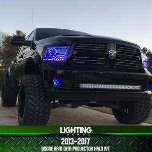 2013-2018 Dodge Ram OEM Projector Outline Halo Kit