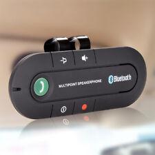 Bluetooth Freisprecheinrichtung Speaker Freisprechanlage Auto KFZ Bluetooth 4.2