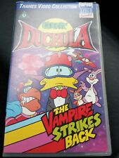 Count Duckula the vampire strikes back.- VHS PAL