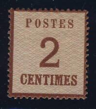 Timbres français neufs d'avant 1900 rouge
