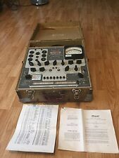 Stark Model 9-66 Military Surplus Dynamic Mutual Conductance Tube Tester
