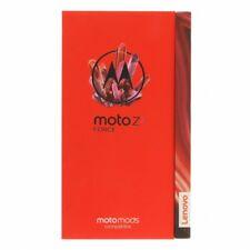 Motorola Moto Z2 Force Dual-Sim schwarz 64 GB schwarz -ohne simlock- NEU!