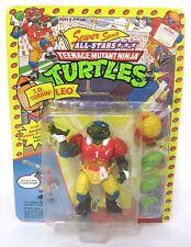 Teenage Mutant Ninja Turtles TMNT - Sewer Sports All Stars - T.D Tossin' Leo