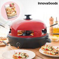 Brand New InnovaGoods Kitchen Pizzini Forno Presto Oven with Free Recipe Book
