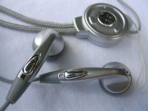 Earphones NECKLACE Sleep Headphones Earbuds 3.5mm Jack iPhone MP3 MP4 iPOD