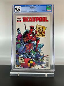 Deadpool #1 Young Variant A CGC 9.6