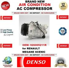 DENSO NEUF CLIMATISATION ca COMPRESSEUR OEM: 926005211R pour Renault Megane