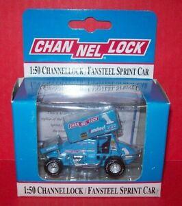 SAMMY SWINDELL #1 CHANNELLOCK FANSTEEL 2001 1/50 GMP SPRINT CAR 3,456 MADE