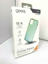 New Gear4 Crystal Palace D3O Protection Case for iPhone 11 6.1 Iridescent Clear