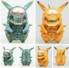 Pokemon Go Pikachu Cosplay Alien Pvc Figure Collection Toys No Box