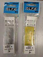 OLFA COB-1 Compass Cutter Blades Pack of 15 for CMP-1