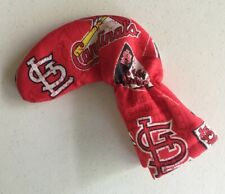 St Louis Cardinals Golf Putter Head Cover / Putter Club Cover / Puttercover