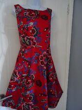 LADIES   M & S  PER UNA  STUNNING   SUMMER  DRESS  SIZE  14